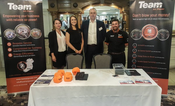 Our Team at Energia's NISEP Launch